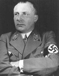 Martin Bormann segretario personale di Hitler