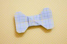 Tutorial: paper bowtie - bjl