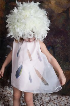 ISE Kids from Estonia have a fun feather kids fashion shoot in time for Easter inspiration. The clothing features beautiful assorted feather prints on float