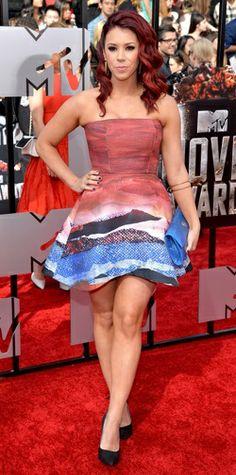 Jillian Rose Reed  / MTV Movie Awards 2014 Red Carpet