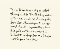 true love #quotes