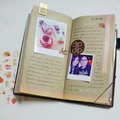 #midori traveler's notebook