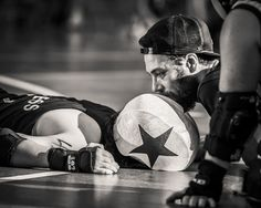 This is Roller Derby.
