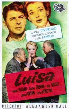 """Luisa (1950) """"Louisa"""" de Alexander Hall - tt0042687"""