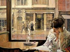 Spanish painter  Antonio Varas de la Rosa
