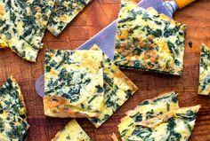Greens & Garlic Frit