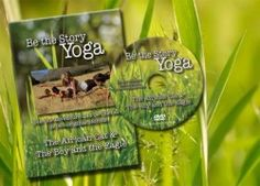 Be the Story Yoga DVD {Review and GiveAway} | Yoga In My School - 2 creative stories to enjoy on one #kidsyoga DVD - contest closes Nov 24/12