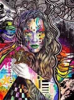 Sketchbook Assignments - AP Studio Art with Mrs. Le Revenant, Sketchbook Assignments, Pop Art, Stoner Art, Psychedelic Art, Art Plastique, Teaching Art, Portrait Art, Medium Art