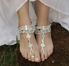 Happy Barefoot Sandals by Forever Soles | Forever Soles Bridal Shoes