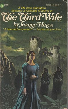 Hines, Jeanne - The Third Wife - Gothic Romance