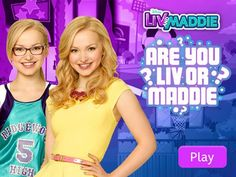 Liv needs to pick a team, and Maddie needs to pick a team. Are you on team Liv or team Maddie? Liv And Maddie Quiz, Liv And Maddie Characters, Disney Channel Shows, Disney Shows, Wisconsin, Disney Games, Disney Quiz, Disney Mickey, Mickey Mouse