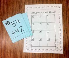 math hunt