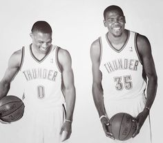 Thunder Up.  I love these two...I hope they never leave.
