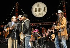 Neil Young Through the Years Pictures - Bridge School Benefit 2010 | Rolling Stone