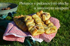 TynaTyna: Pletence s pekanovými ořechy a javorovým sirupem