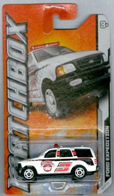 Matchbox 2012-73 MBX Arctic Ford Expedition WHITE 1:64 Scale by Mattel. $0.02. 2012 MBX Arctic #3 of 10. White with Arctic Expedition Tampo
