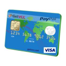 Anonymous (Use Any Name) Paypal Verification Virtual Credit Card (not reloadable) With this VCC you can verify your accounts without leaking your information. We will give you the complete 16 digits virtual credit card number , 3 Digits Security Number, and the Expiry Date. Our cards work no matter what your name is and no matter where you live.