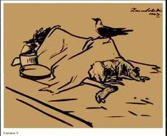 Famine-71 Tag Image, Indian Paintings, Artist Painting, Bengal, Asian Art, Art World, Van Gogh, Watercolor, Drawings