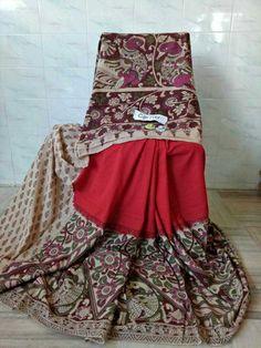 63841f1bbe8dba 7 Best Kalamkari saree images   Kalamkari saree, Elegant fashion ...