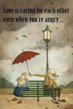 I love this quote and the picture helps tell it all. Love is caring for each other even when you are angry. The post I love this quote and the picture helps tell it all. Love is caring for each oth… appeared first on Gag Dad. Vie Positive, Positive Quotes, True Love, My Love, Care Quotes, Wisdom Quotes, Relationship Quotes, Relationships, Quotes Marriage