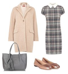 """""""February 23rd"""" by silverfishx ❤ liked on Polyvore featuring MaxMara, WearAll, Nadia Minkoff and Chloé"""