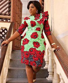 Long Ankara Dresses, Short African Dresses, Ankara Dress Styles, African Fashion Ankara, Latest African Fashion Dresses, African Print Fashion, Latest Ankara, Kitenge, African Attire