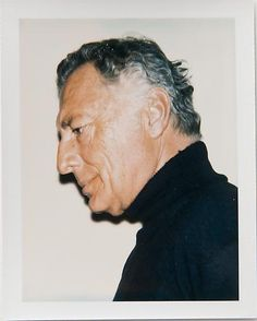 Gianni Agnelli / Andy Warhol Photographer