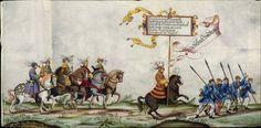 https://flic.kr/p/8ENKDt | Triunfo del Emperador Maximiliano I (8) | Background…