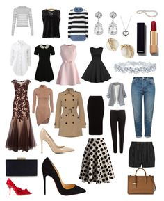 """""""Untitled #2"""" by alexanderalechito-slepcik on Polyvore featuring Mat, Topshop, Chicwish, George, Christian Louboutin, Miu Miu, Dorothy Perkins, rag & bone, Monsoon and DKNY"""
