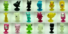 100 pcs/lot Stikeez   Small Capsule Action Figures  Classic Toys  For Kids Gift will send random-in Action & Toy Figures from Toys & Hobbies on Aliexpress.com   Alibaba Group
