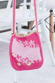 Geisha, Crochet For Kids, Kids Toys, Knits, Wool, Purses, Knitting, Bags, Childhood Toys