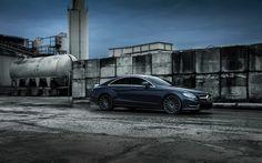 Indir duvar kağıdı Mercedes-Benz CLS550, bitki, lüks arabalar, CLS-class, Mercedes