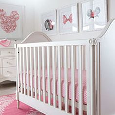 Shop Disney Cribs | Disney Nursery Furniture Collection | Ethan Allen