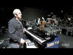 Spike Edney, Queen's keyboard player takes you behind the scenes with the KORG Kronos at the Queen & Adam Lambert shows