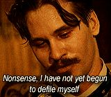 Val Kilmer as Doc Holiday ❤❤❤