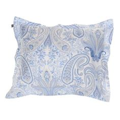 Key West Paisly örngott, blå i gruppen Textil / Sängkläder / Örngott hos RUM21.se (114029)
