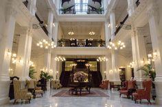 Hotel Review: Raffles Hotel Singapore - The Portmanteau Press