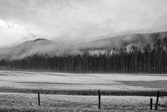 Kongsberg by Lidia, Leszek Derda on France, Mountains, Black And White, Landscape, Nature, Scenery, Naturaleza, Black N White, Black White