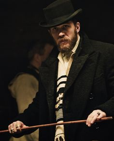 Tom Hardy as Alfie Solomons x 4 | Peaky Blinders S2 | edits