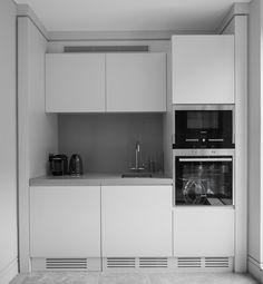 Kitchen Cabinets Drawing, Kitchen Cabinet Styles, Easy Home Decor, Home Decor Kitchen, Home Kitchens, Small Appartment, Small Apartment Kitchen, Hobby Design, Small Kitchen Lighting