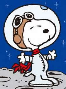 Image detail for -Astronaut Snoopy for C905 - Sony Ericsson-主題 - 手機主題及 ...