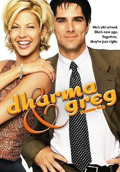Dharma (Jenna Elfman) and Greg (Thomas Gibson) are a young couple devoted to each other despite the unconventional nature of their marriage. After eloping in Vegas on their very first date, the pair a
