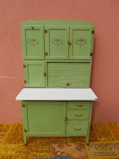 Ghosts Of Furniture Past Update   DIY Hoosier Cabinet Restoration   |  Furniture, Cabinets And Pottery