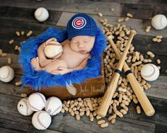 baby picture...cubs fan
