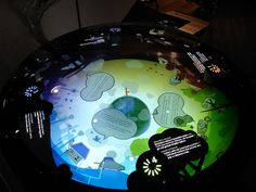 "Benefit-Multiple sources exhibition design and interactive installation for kids - interact with a tourch light - for Mercedes-Benz Gallery ""Unter den Linden"" Berlin Table Interactive, Interactive Exhibition, Interactive Media, Interactive Installation, Exhibition Booth, Museum Exhibition, Interactive Design, Installation Art, Children's Museum"