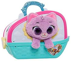 Now kids can bring the cutest, cuddliest baby animals home with the T. Care for Me Carrier. So much to cuddle! Disney Junior Birthday, 5th Birthday, Birthday Gifts, Pikachu, Cat Carrier, Baby Kittens, Toys For Girls, Girl Toys, Cute Baby Animals