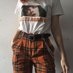 Image de fashion, grunge, and outfit, Grunge Outfits, Hipster Outfits, Edgy Outfits, Grunge Fashion, Look Fashion, 90s Fashion, Girl Outfits, Fashion Outfits, Ladies Outfits