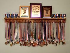 BLACK-4-Foot-Award-Medal-Display-Rack-and-Trophy-Shelf