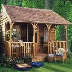 Cabin guest cottage