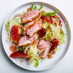 Seared Duck Breasts with Blood Oranges Recipe - Bon Appétit. Made, amazing. Feb 2016